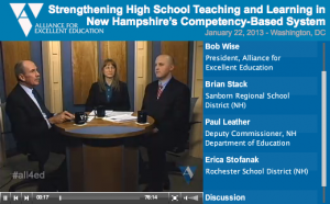 strengthening teaching and leaning cover photo