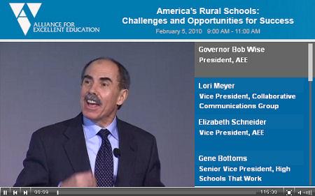 Rural Briefing Video Image 02-05-10