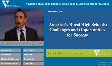 Rural HS Webinar Video Image 02.05.10
