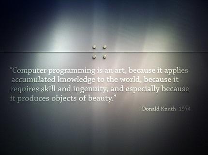 Computer programming quote via Sebastian Bergmann on Flickr
