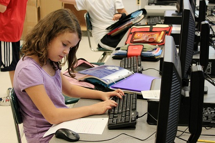 computer lab via woodleywonderworks on Flickr