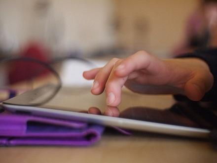 studentipad via Brad Flickinger on Flickr