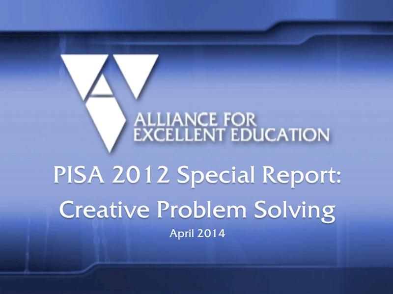 PISA special report
