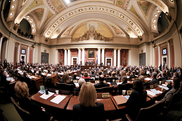 Minnesota House State Legislature