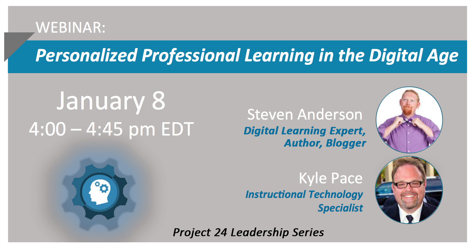 Project 24 Webinar Personalized Professional Learning In The Digital Age