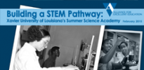 Xavier STEM Pathway