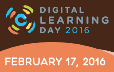 Digital Learning Day 2016