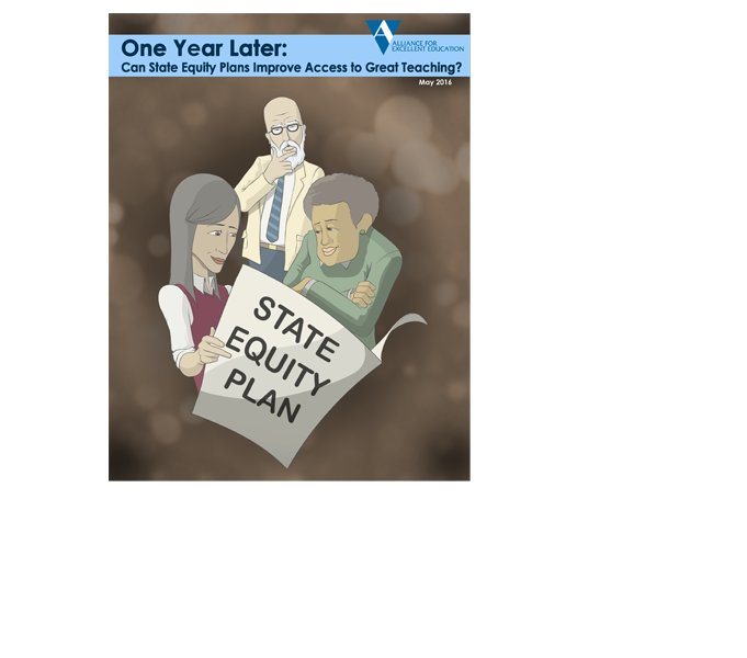 One Year Later Report Cover