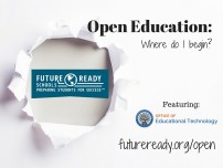 Open Education- Where do I begin
