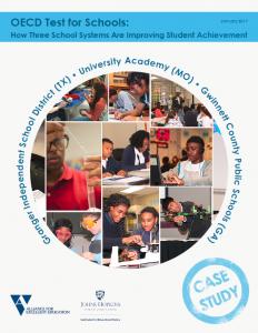 OECDTestforSchools