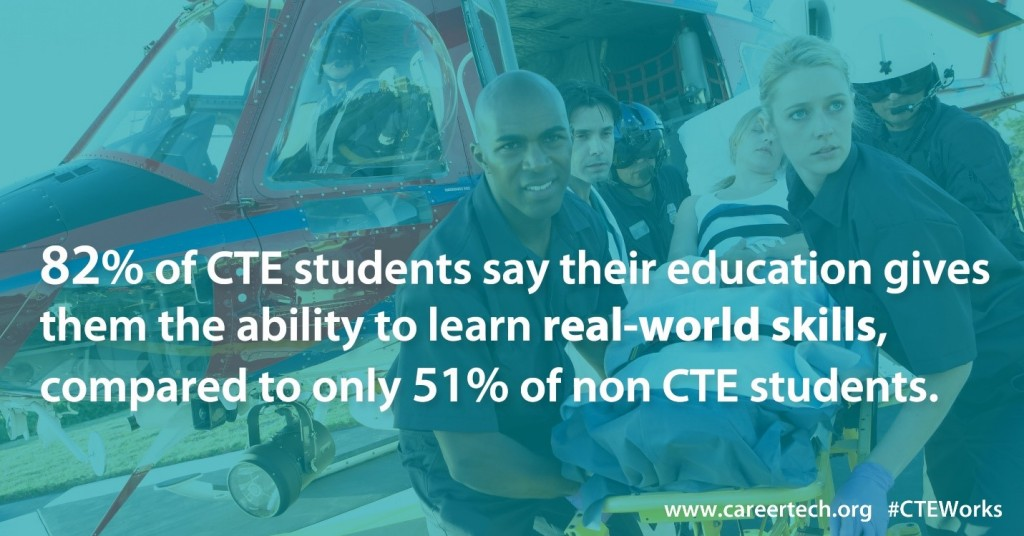 Advance CTE report