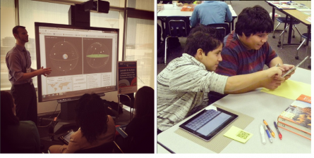DLDay in 2013. Images from @DigitalLearningDay on Instagram.